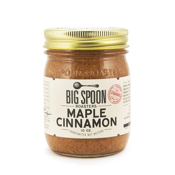 Maple Cinnamon Nut Butter by Big Spoon Roasters