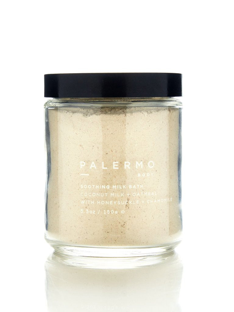 Soothing Milk Bath - Coconut Milk + Oatmeal by Palermo