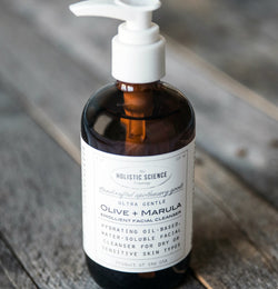 Olive + Marula Cleansing Oil by Holistic Science Co