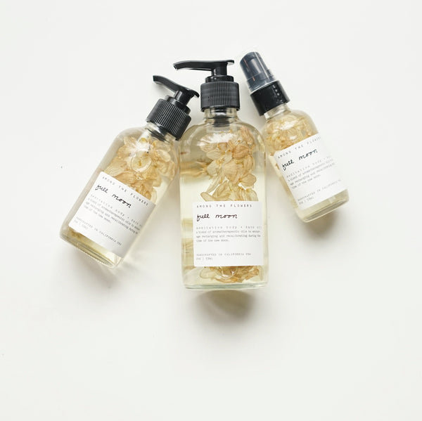 Full Moon Body Oil by Among the Flowers