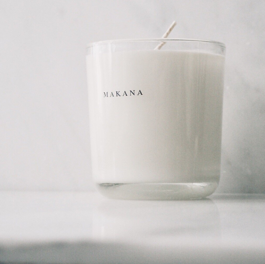 Coastal Cypress Candle by Makana