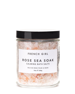 Rose Sea Soak Bath Salts by French Girl
