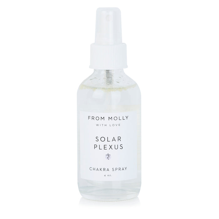 Solar Plexus Chakra Spray by From Molly With Love
