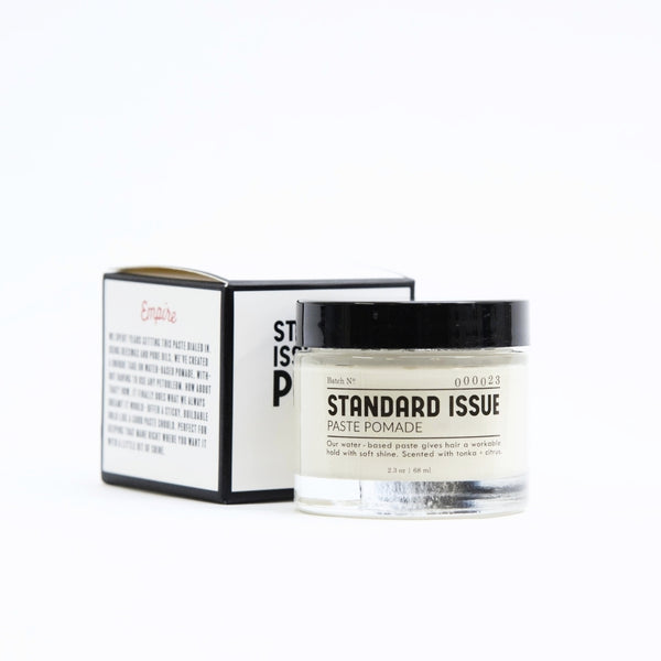 Standard Issue Paste Pomade by Empire Apothecary