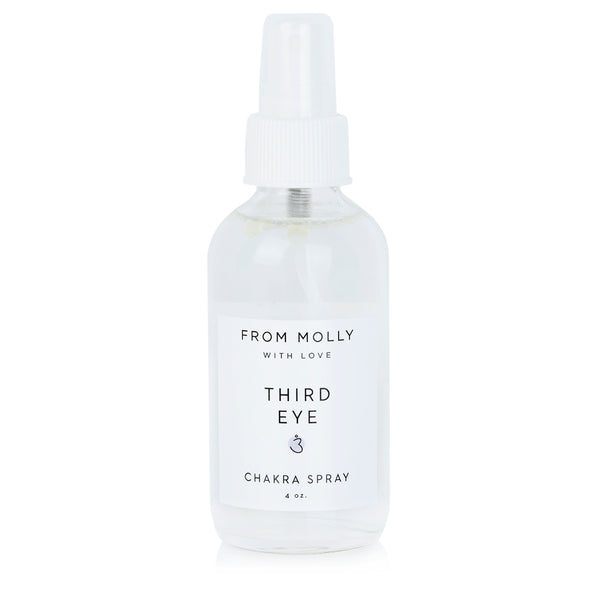 Third Eye Chakra Spray by From Molly With Love