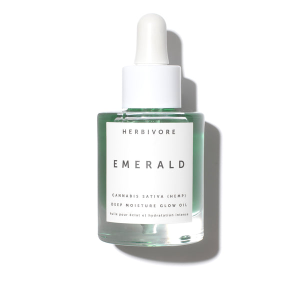 Emerald Deep Moisture Glow Oil by Herbivore