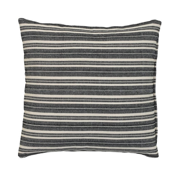 Striped Woven Pillow
