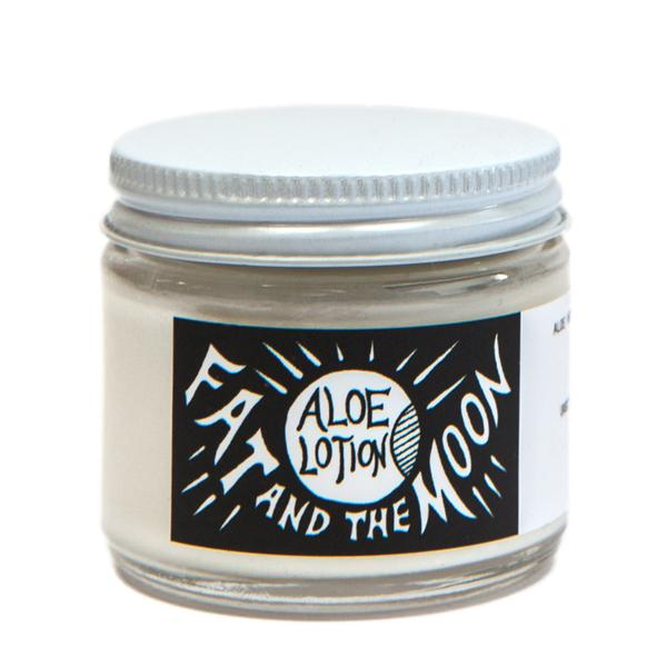 Aloe Lotion by Fat and the Moon
