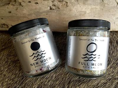 Full Moon Bath Salts by Species by the Thousands