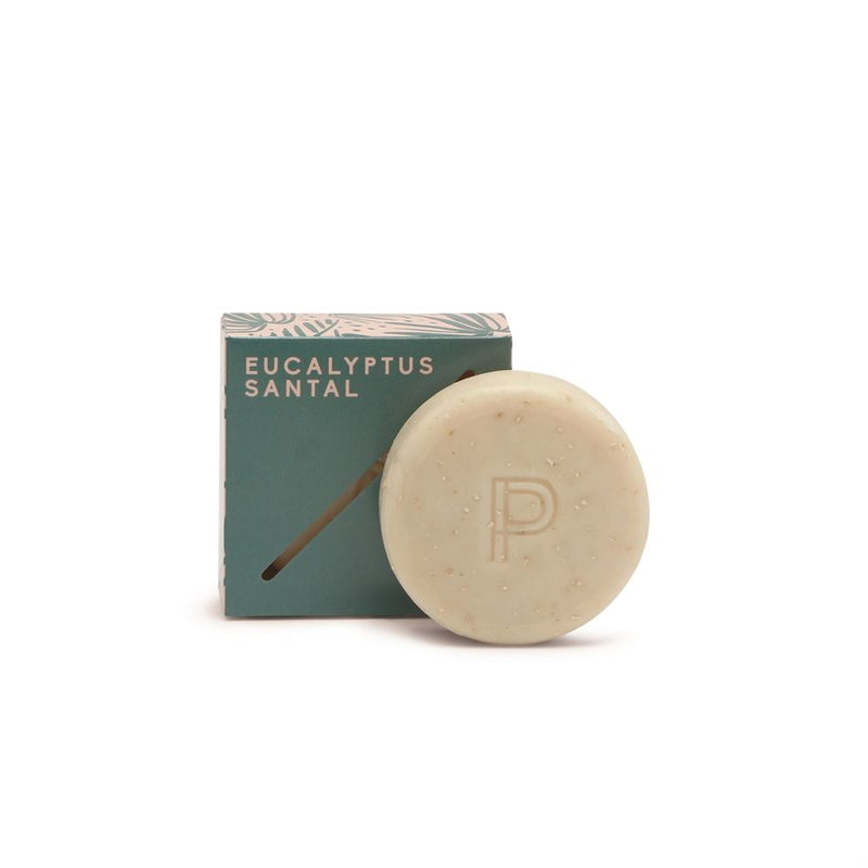 Eucalyptus Santal Oatmeal Bar Soap