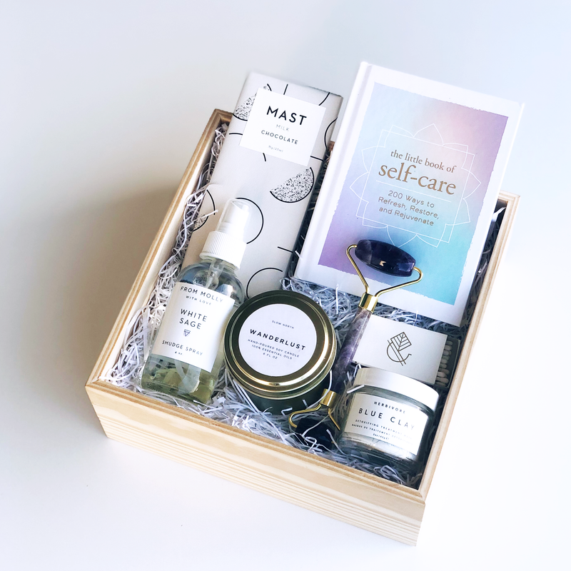 The SELF-CARE Box