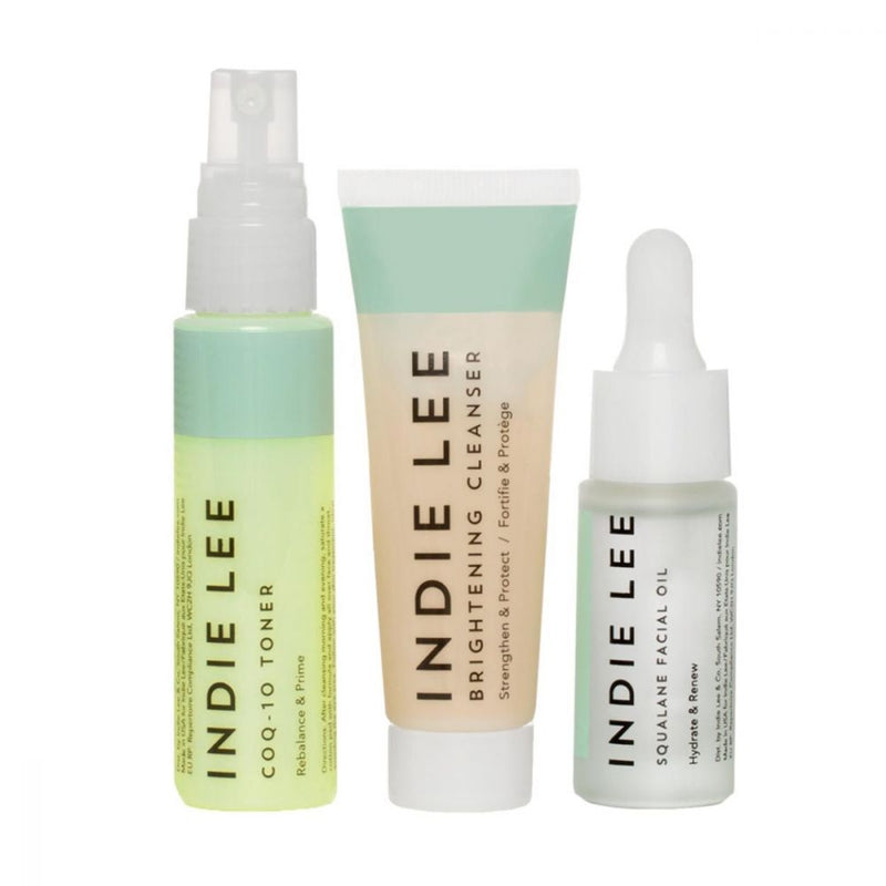 Discovery Skincare Kit by Indie Lee