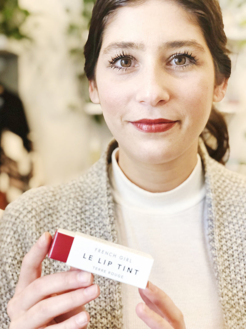 Le Lip Tint in Terre Rouge by French Girl