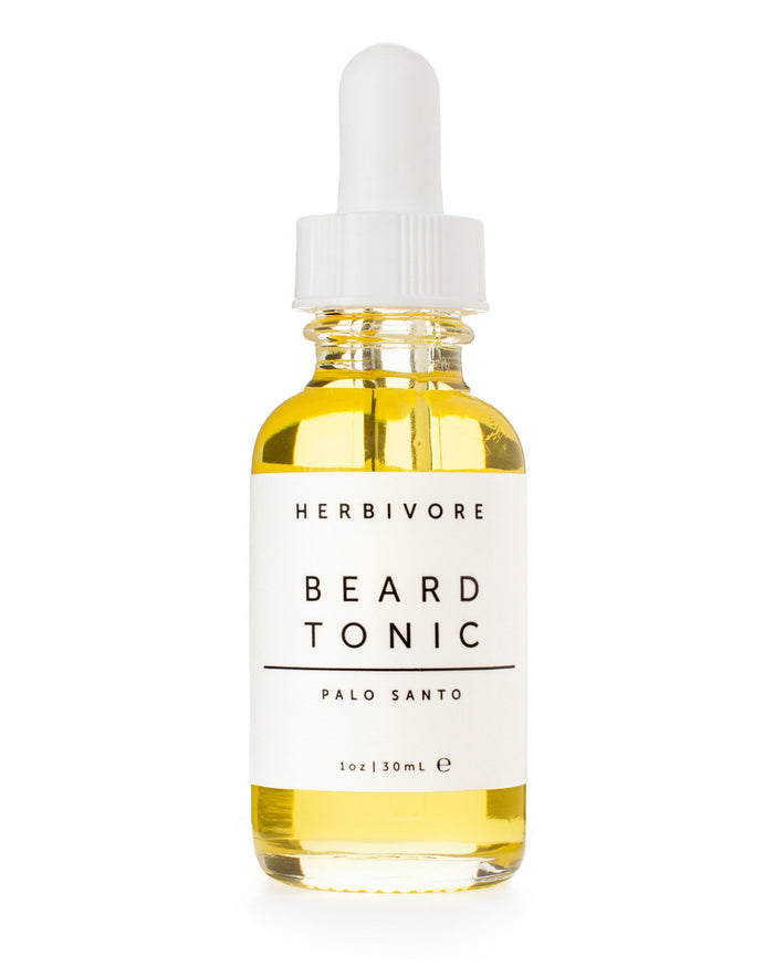 Palo Santo Beard Tonic by Herbivore