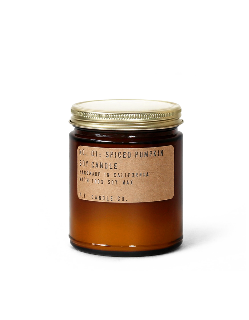 Spiced Pumpkin Candle by P.F. Candle Co