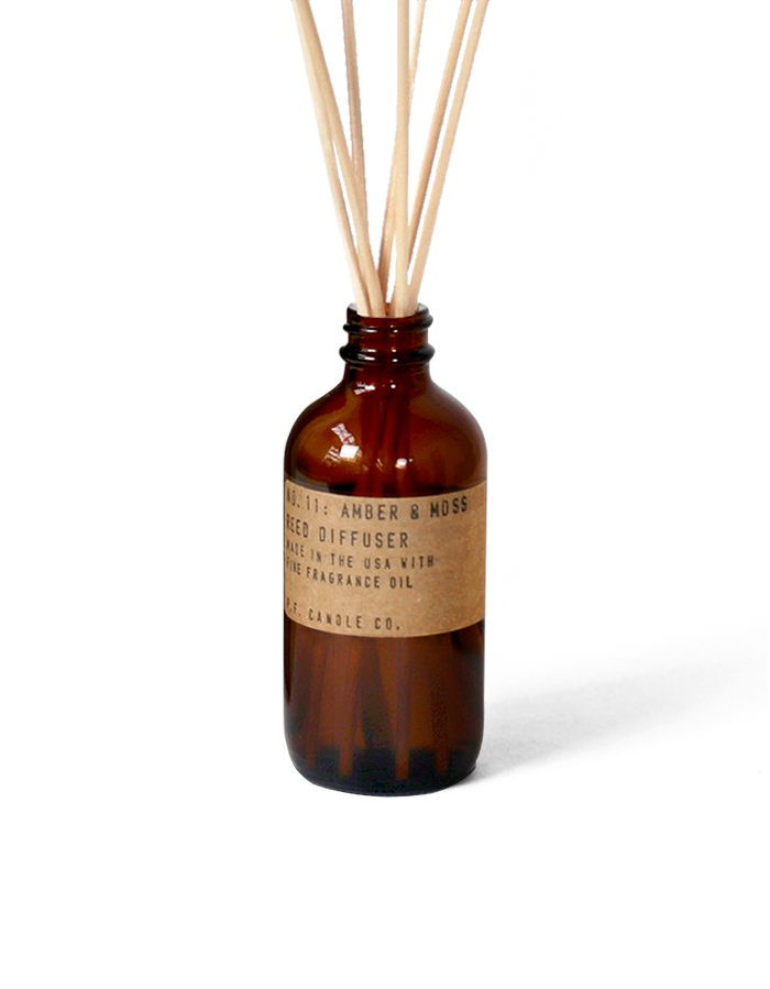Amber & Moss Diffuser by P.F. Candle Co.
