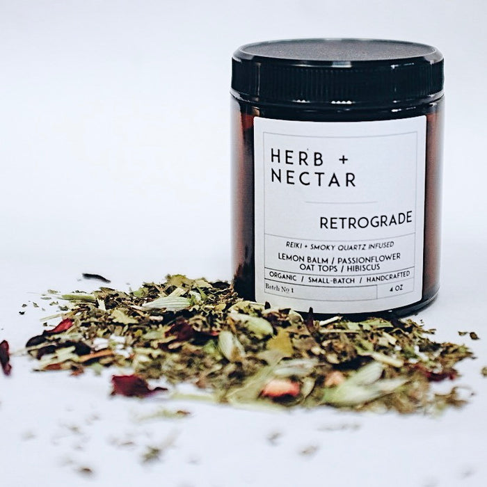 Retrograde Blend by Herb + Nectar