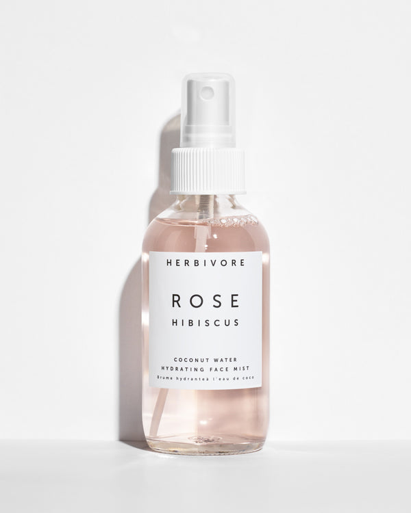 Rose Hibiscus Hydrating Face Mist by Herbivore