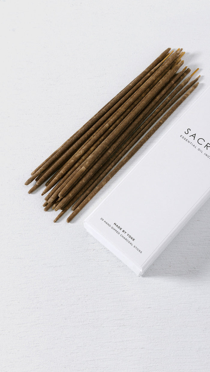 Sacred Incense by Yoke