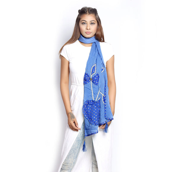 Blue Scarf price