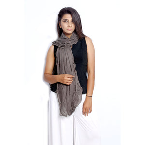 Basic Grey Scarf