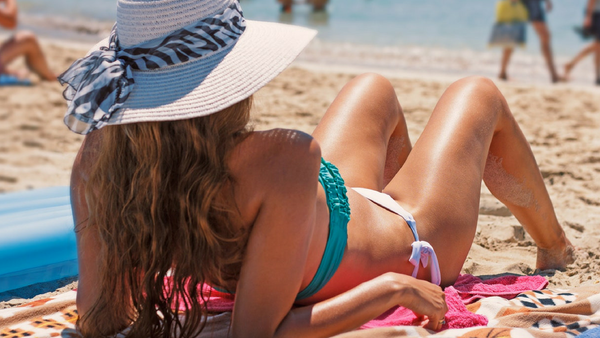 5 Tips To Get An Even Tan, Faster!