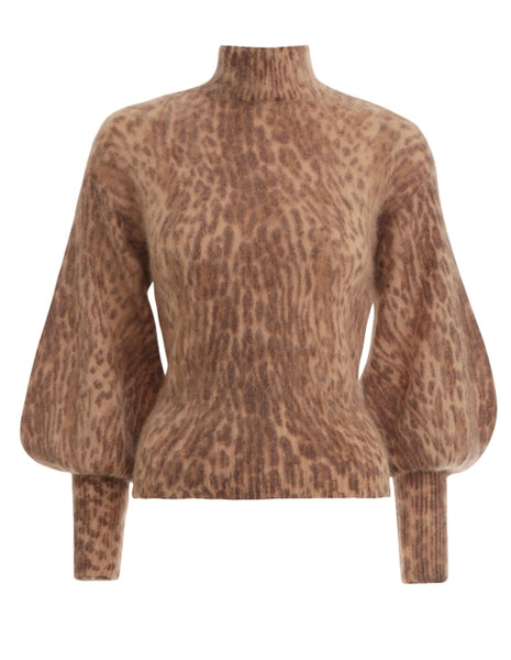 ZIMMERMANN Espionage Bell Sweater