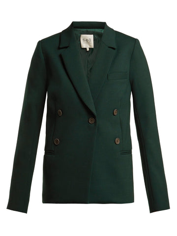 Sea Wool Tradition blazer