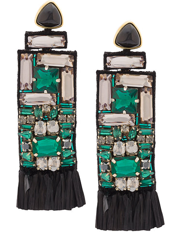 LIZZIE FORTUNATO JEWELS City earrings