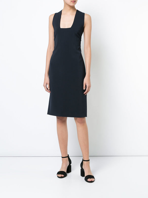 NOMIA Square-Neck Dress