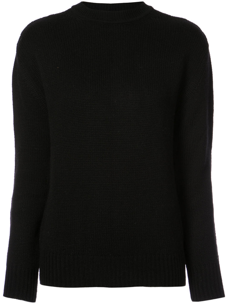 RYAN ROCHE round neck sweater