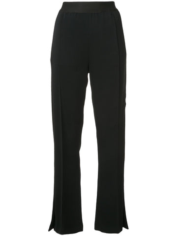 SYKES side slit trousers