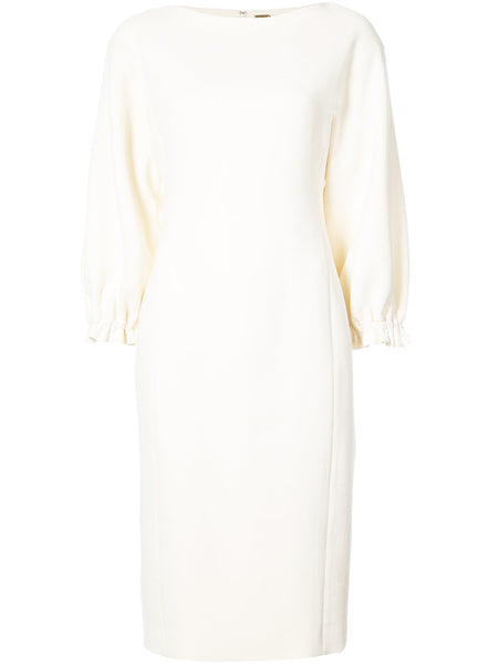 ADAM LIPPES boatneck dress