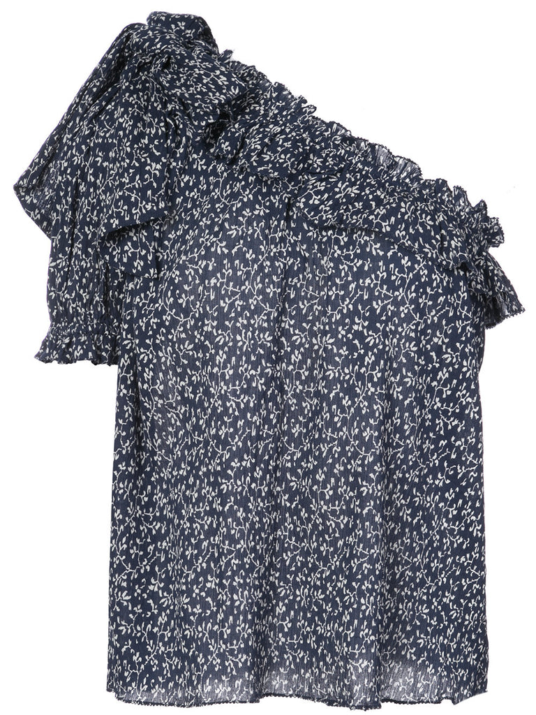 Ulla Johnson Alene Top - Midnight