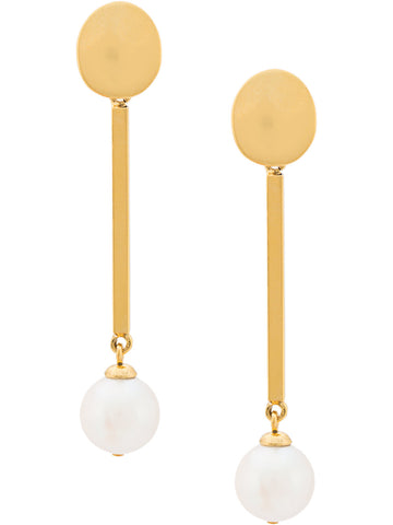 Lizzie Fortunato Moonbeam Earrings