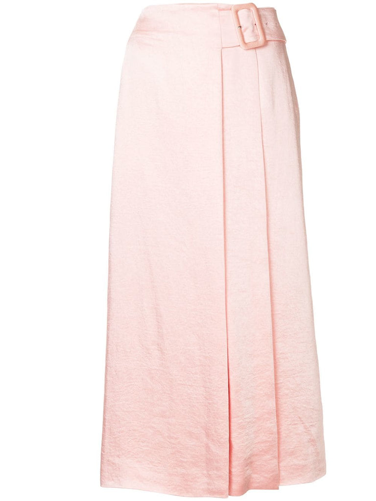 Rejina Pyo Ellis midi Skirt w/ belt