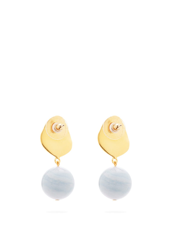 LIZZIE FORTUNATO LALLA EARRINGS