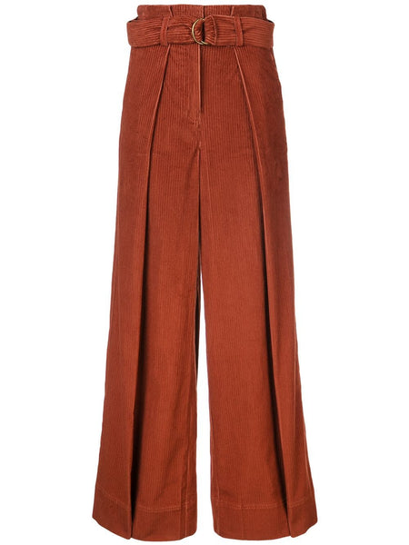 Ulla Johnson Rhodes Wide Leg Trouser