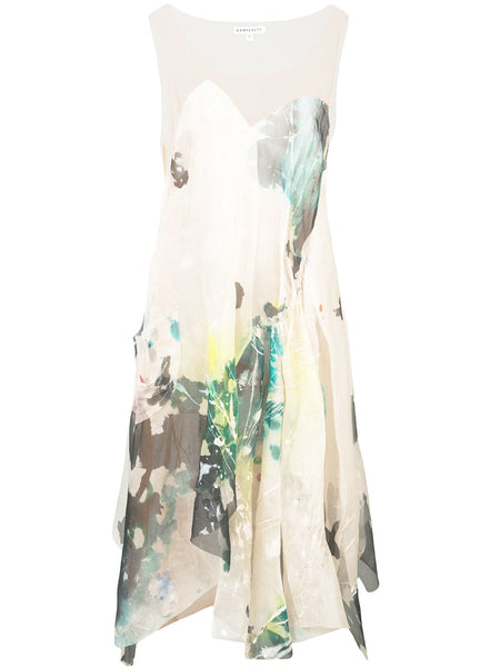 KAMPERETT Tanis Hand painted Dress