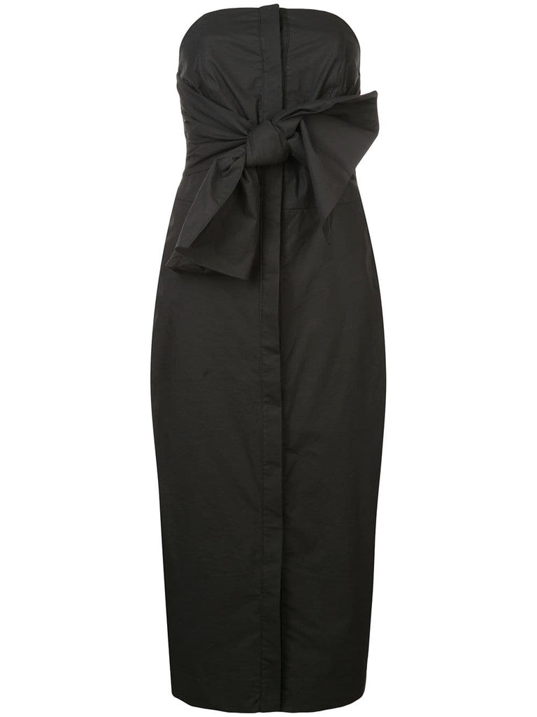 Kamperett Vuelo Dress Black