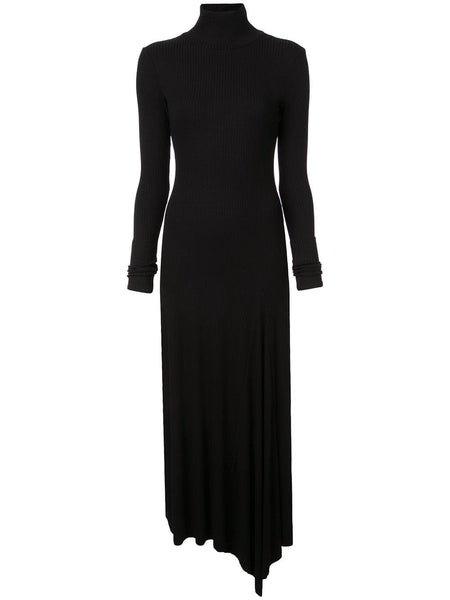 Kamperett-Moor Turtleneck Dress