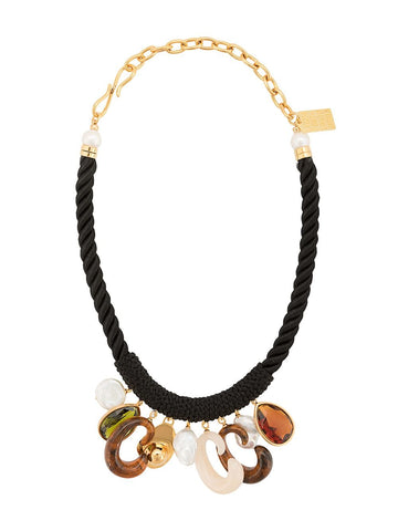 Lizzie Fortunato Piazza Necklace