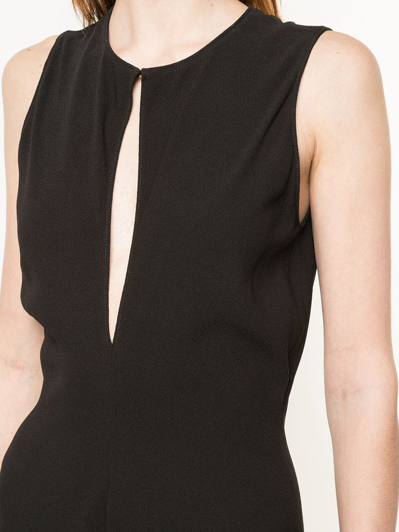 PROENZA SCHOULER S/L Dress-Textured Crepe