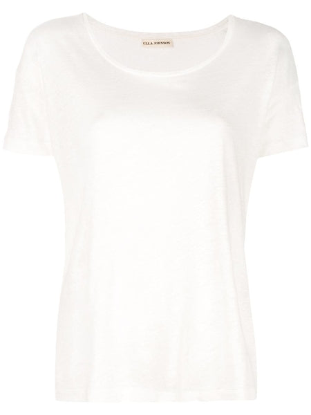 ULLA JOHNSON TANYA T-SHIRT
