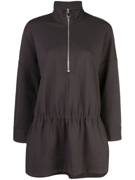 TIBI Bond Stretch Tunic Top