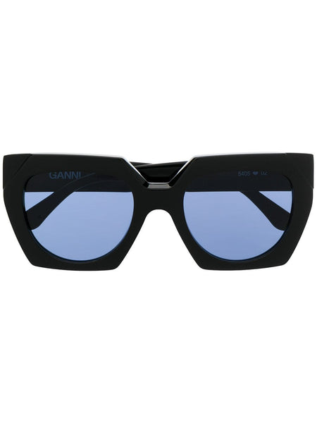 GANNI Dahlia Sunglasses - Black