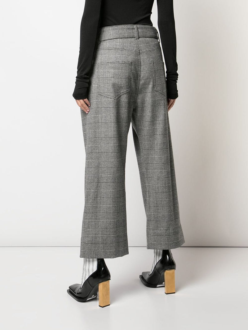 PROENZA SCHOULER Paper Bag High Wasted Pants