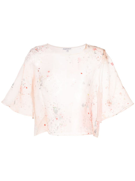 KAMPERETT Leonora Painted Blouse