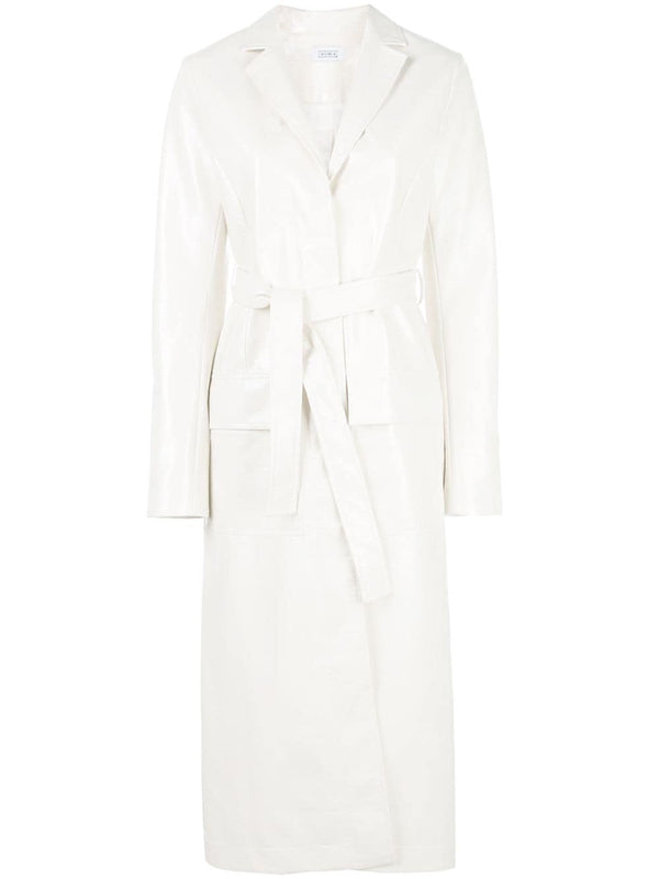 NOMIA Belted Trench Coat