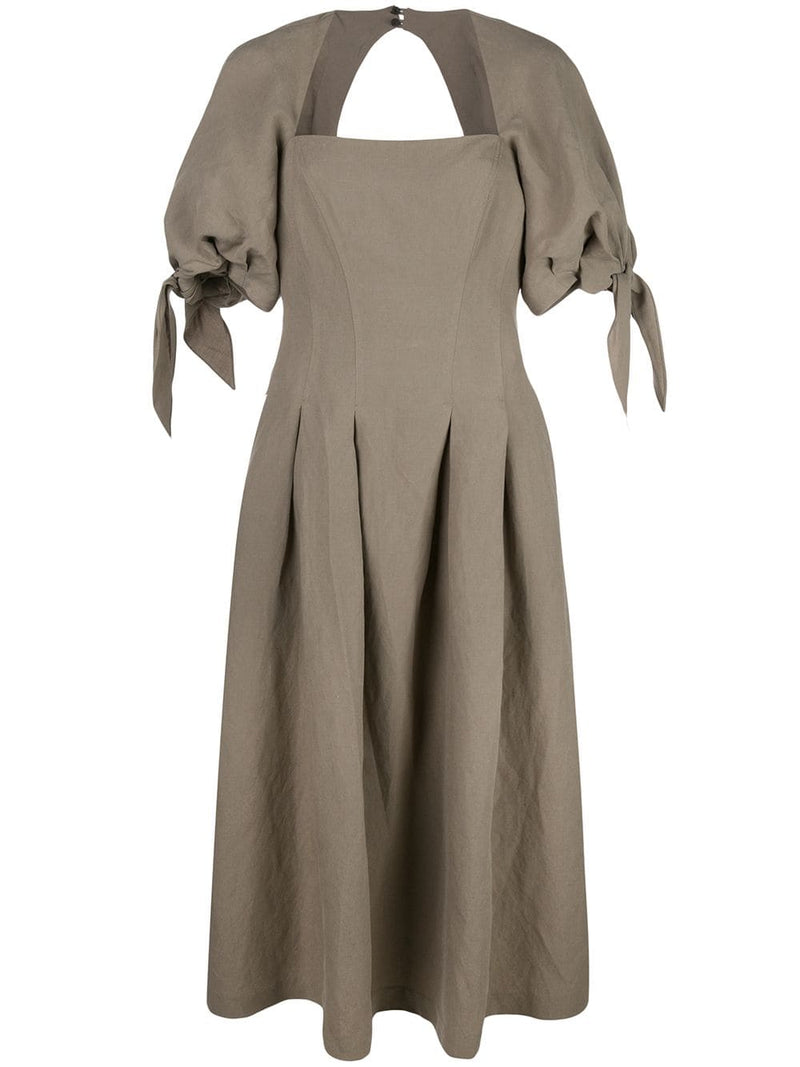 MARA HOFFMAN Kalilah Dress - Grey